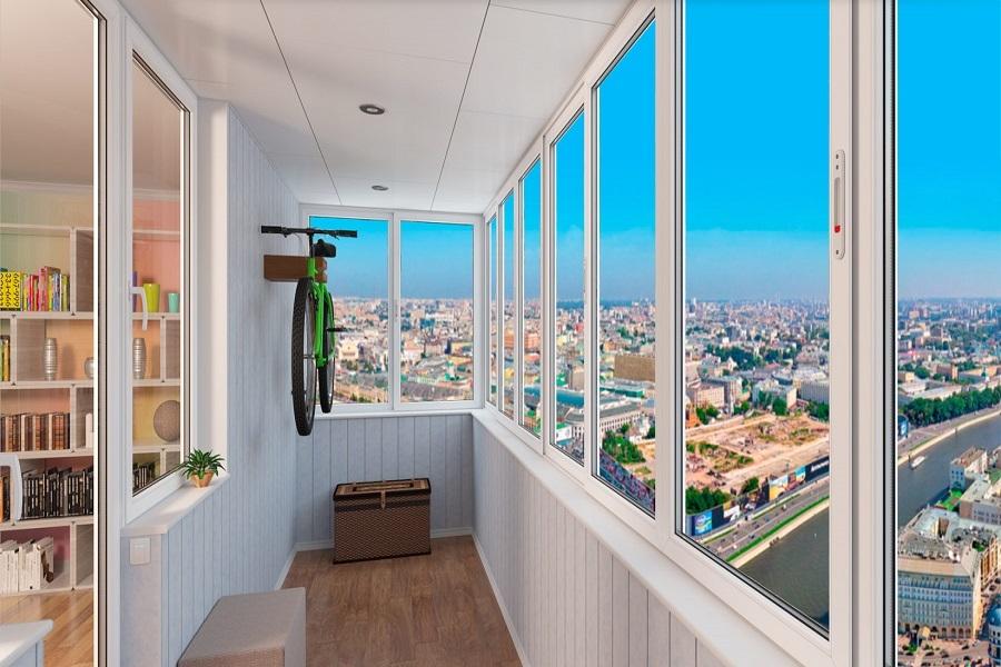 Что нужно знать об остеклении балкона.